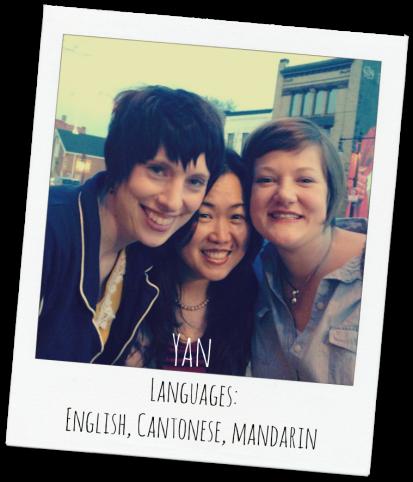 bilingual bilingualism Chinese multilingual multilingualism espanolita