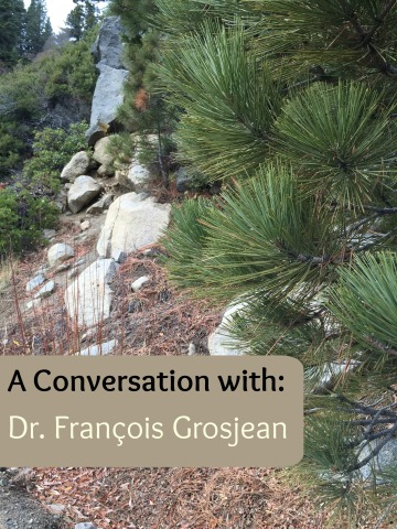 bilingual bilingualism language linguistics grosjean espanolita interview research