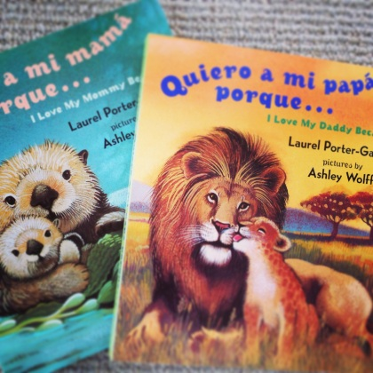 bilingual bilingualism espanolita language linguistics Spanish español books children