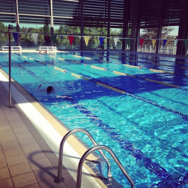 swimming espanolita pool language parenting bilingual bilingualism