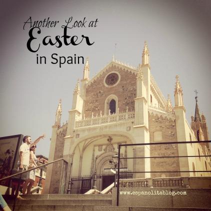 bilingual parenting bilingualism espanolita semana santa easter holy week spain