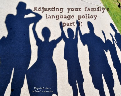 bilingual parenting bilingualism multilingual family language linguistics family language plan espanolita